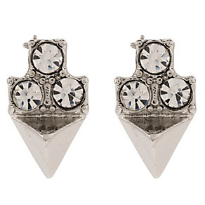 Martine Wester Moonlight Small Crystal Stud Earrings - Product number 1592742