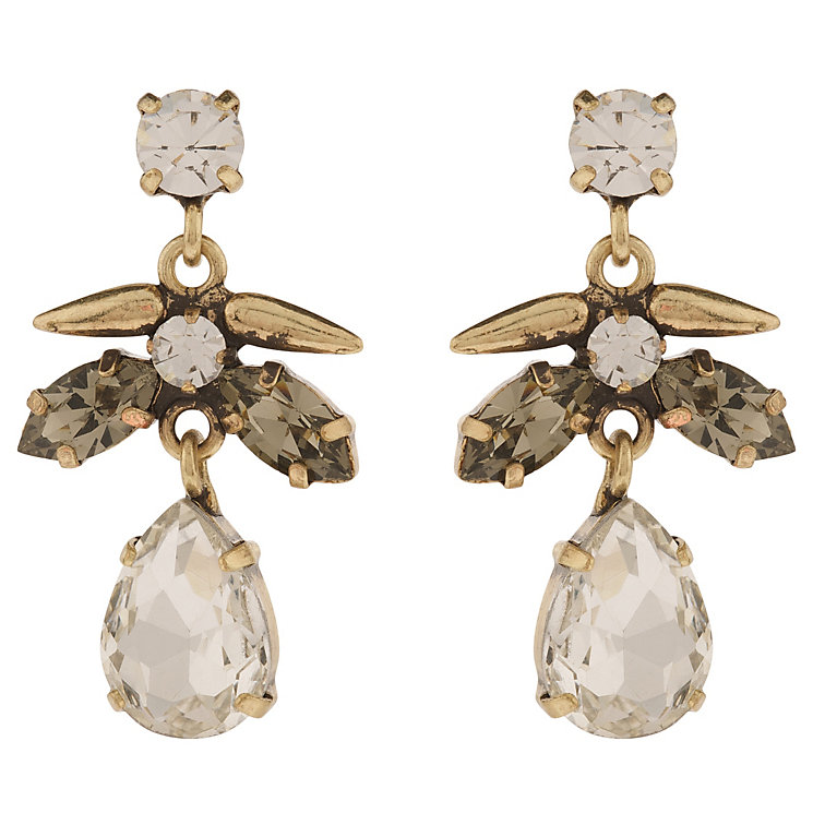 Martine Wester Cosmic Crystal Drop Earrings - Product number 1592777