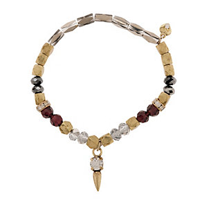 Martine Wester Cosmic Gold Spike Stretch Bracelet - Product number 1592785