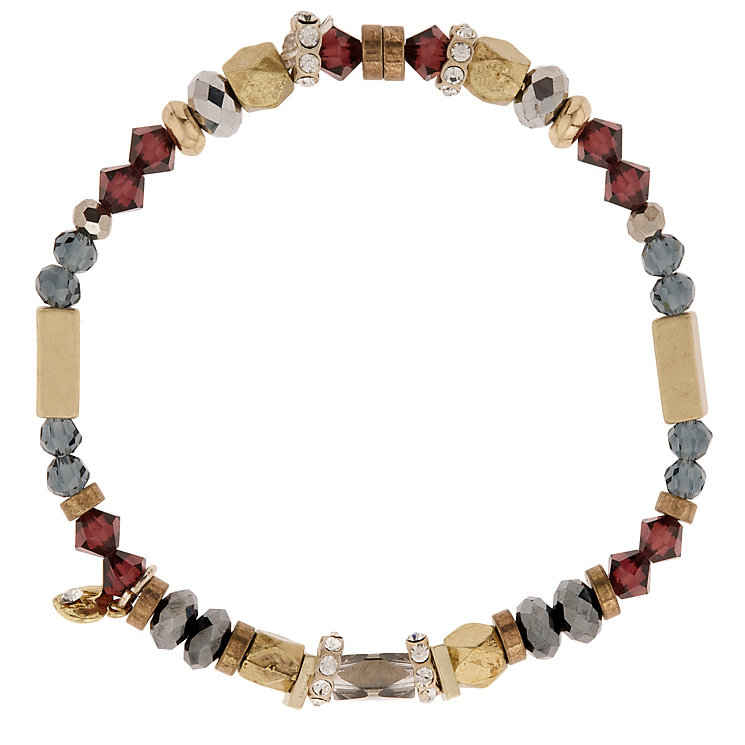 Martine Wester Cosmic Gold & Beaded Stretch Bracelet - Product number 1592793