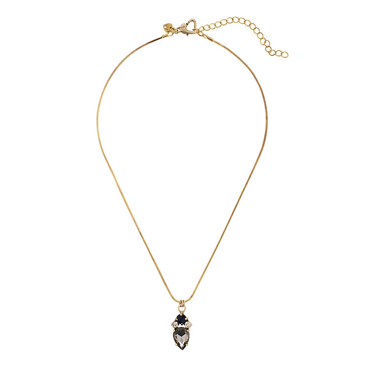 Martine Wester Cosmic Montana Crystal Drop Necklace - Product number 1592807