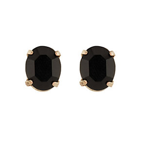 Martine Wester Stargazer Jet Crystal Stud Earrings - Product number 1592823