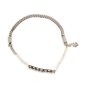 Martine Wester Moonlight Silver Crystal Bracelet - Product number 1592882
