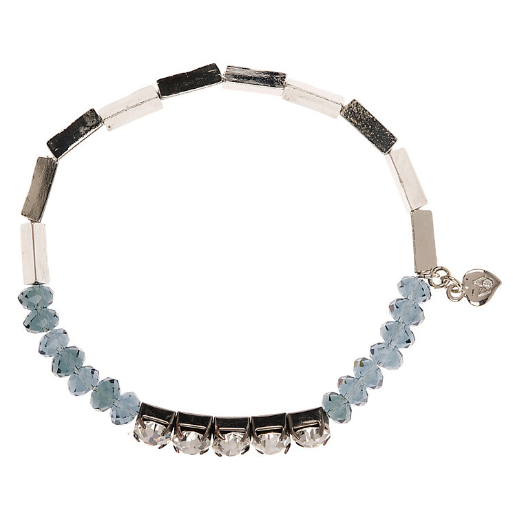 Martine Wester Moonlight Crystal & Bead Bracelet - Product number 1592890