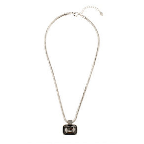 Martine Wester Moonlight Single Stone Crystal Necklace - Product number 1592904