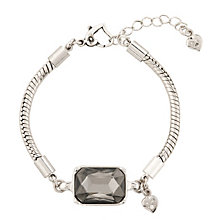Martine Wester Moonlight Square Black Crystal Bracelet - Product number 1592920