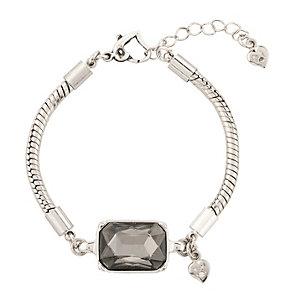 Martine Wester Moonlight Square Black Crystal Bracelet - Product number 1592920