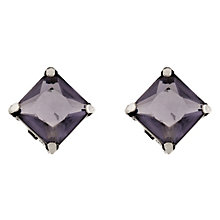 Martine Wester Kaleidoscope Tanzanite Crystal Stud Earrings - Product number 1592963