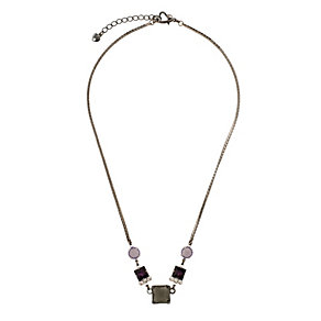 Martine Wester Multi Crystal Necklace - Product number 1593013