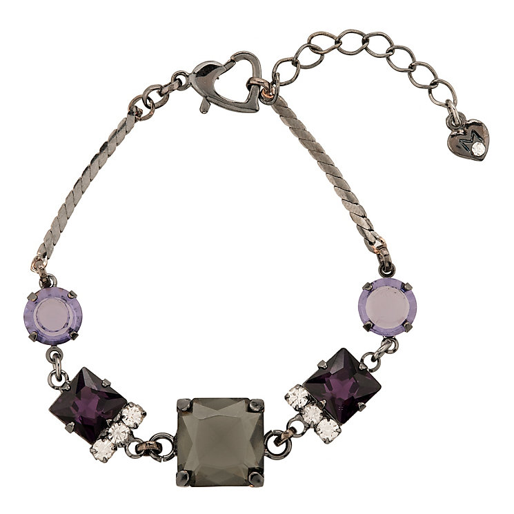 Martine Wester Multi Crystal Bracelet - Product number 1593056