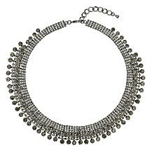 Mikey Dark Crystal Necklace - Product number 1593412