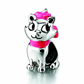 Chamilia Sterling Silver Disney Marie Bead - Product number 1599712