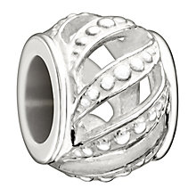 Chamilia Sterling Silver Serpentine Bead - Product number 1599895