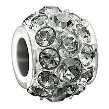 Chamilia Splendour Black Diamond Crystal Bead - Product number 1600117
