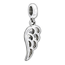 Chamilia Loving Angel Wings Sterling Silver Charm Bead - Product number 1600451