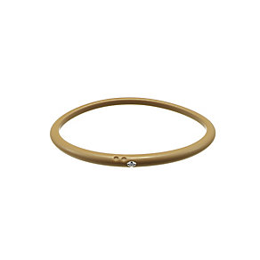 Due Punti diamond sandstone silicone bangle size large - Product number 1602721
