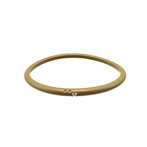 Due Punti diamond sandstone silicone bangle size small - Product number 1603582