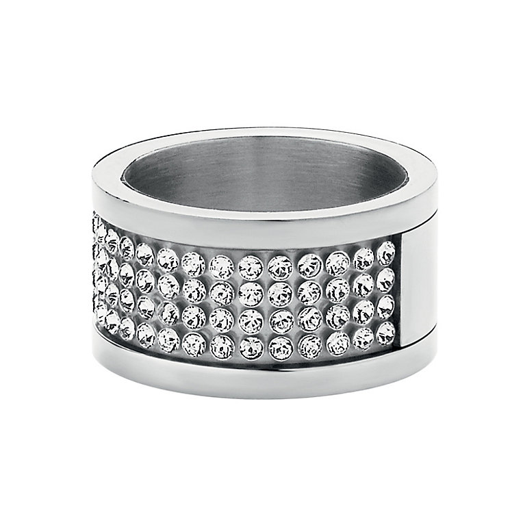 Dyrberg Kern Crystal Ring S-M - Product number 1604309