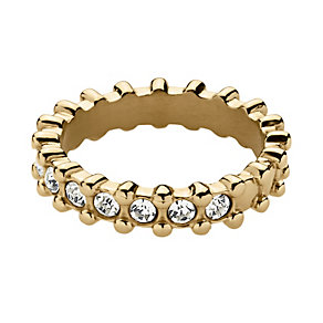 Dyrberg Kern Gold-Plated Ring S-M - Product number 1604406