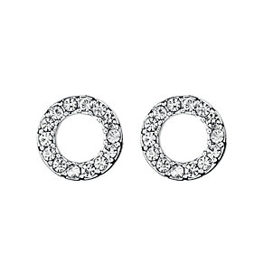 Dyrberg Kern Crystal Stud Earrings - Product number 1604503