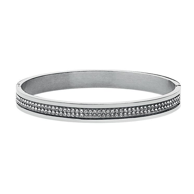 Dyrberg Kern Crystal Bangle - Product number 1604546