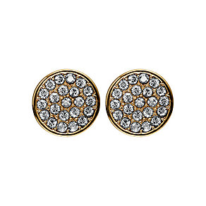 Dyrberg Kern Crystal Stud Earrings - Product number 1604597