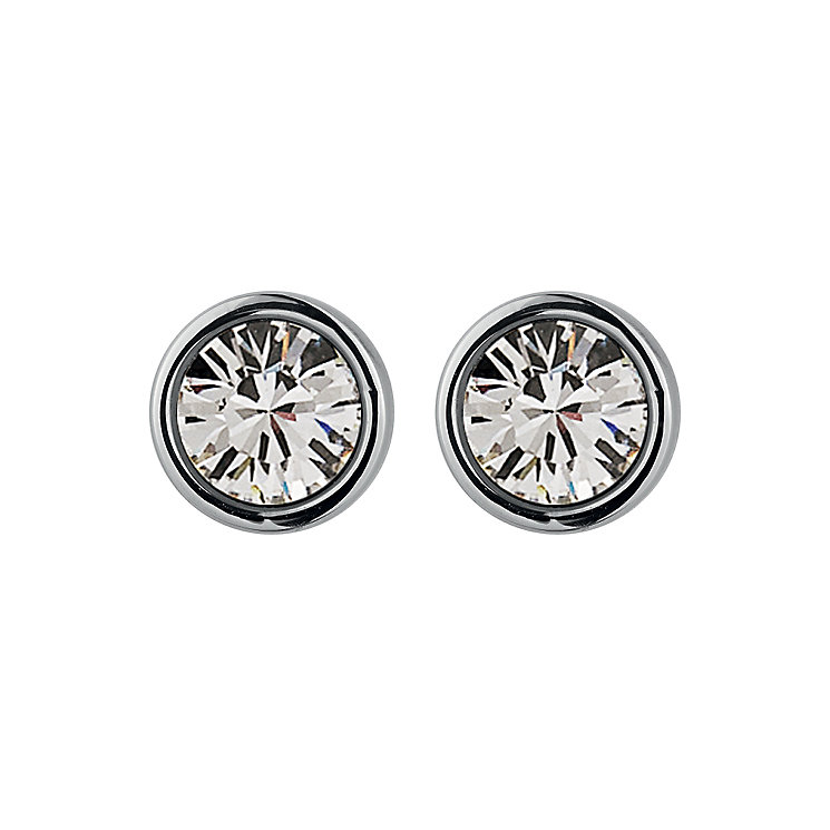 Dyrberg Kern Crystal Solitaire Studs - Product number 1604619