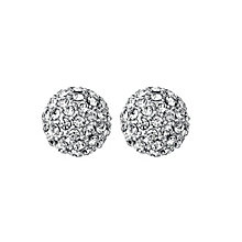Dyrberg Kern Crystal Ball Stud Earrings - Product number 1604767