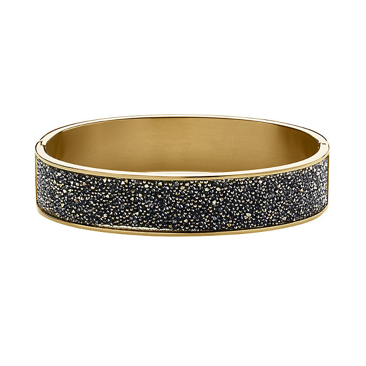 Dyrberg Kern Gold-Plated Dust Bangle - Product number 1604902
