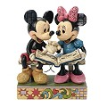 Disney Traditions Mickey & Minnie 85th Anniversary - Product number 1605682