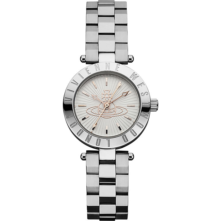 Vivienne Westwood ladies' stainless steel bracelet watch - Product number 1605755