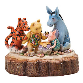 Disney Traditions Carved By Heart Pooh - Product number 1606417