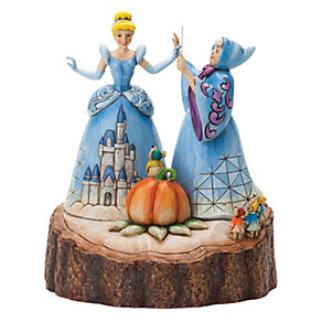 Disney Traditions Carved By Heart Cinderella - Product number 1606425
