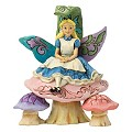 Disney Traditions Alice On Mushroom - Product number 1606441