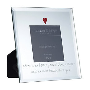 Mum Glass Photo Frame - Product number 1607715