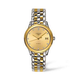 Longines La Grande Classique men's two colour bracelet watch - Product number 1607790