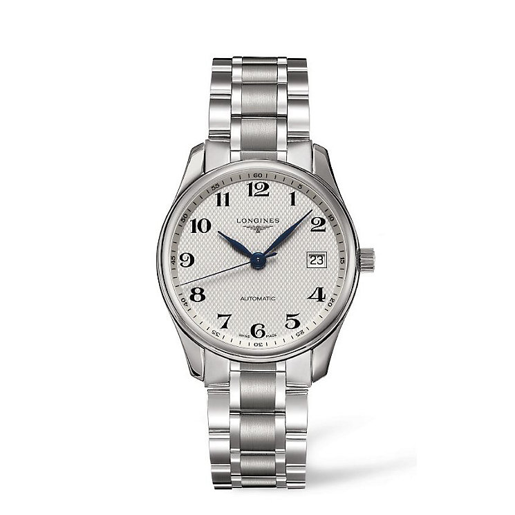 Longines Master Collection men's bracelet watch - Product number 1607901