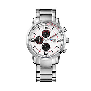 Tommy Hilfiger Men's Stainless Steel Bracelet Watch - Product number 1608967