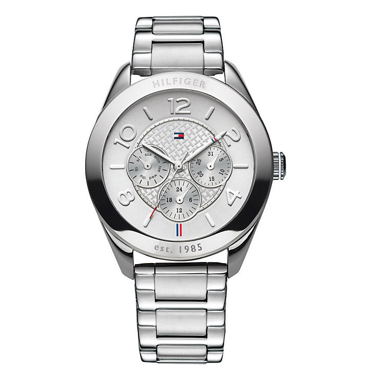 Tommy Hilfiger ladies' stainless steel bracelet watch - Product number 1619268