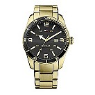 Tommy Hilfiger Noah men's gold-plated bracelet watch - Product number 1620088