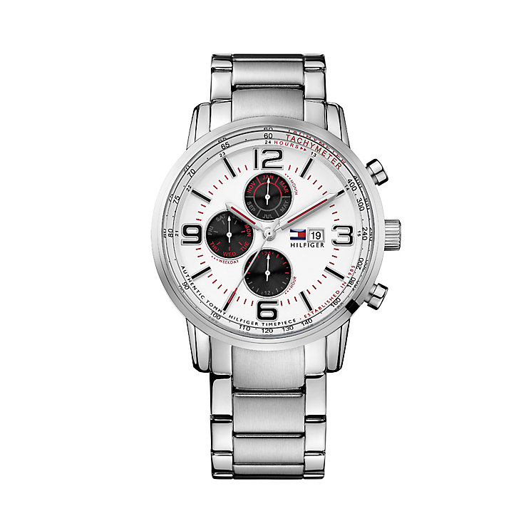 Tommy Hilfiger Gabe men's stainless steel bracelet watch - Product number 1620576