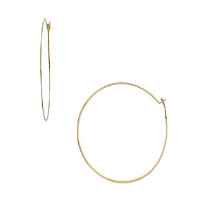 Michael Kors gold-plated hoop earrings - Product number 1624393