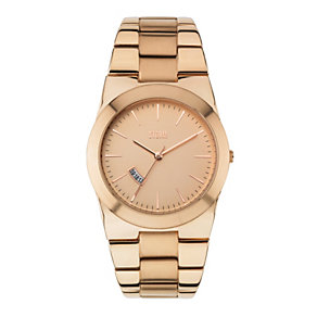 STORM Tuscany Ladies' Rose Gold-Plated Bracelet Watch - Product number 1625993