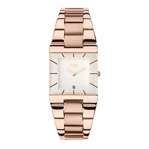STORM Omari Ladies' Rose Gold-Plated Bracelet Watch - Product number 1630571