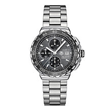 TAG Heuer F1 Calibre 16 men's stainless steel bracelet watch - Product number 1630628