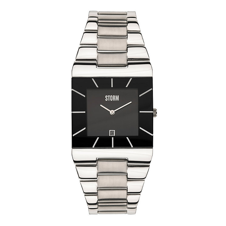 STORM Omari XL Men's Stainless Steel Bracelet Watch - Product number 1630849