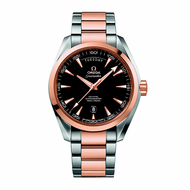 Omega Seamaster Aqua Terra 150M men's bracelet watch - Product number 1631063