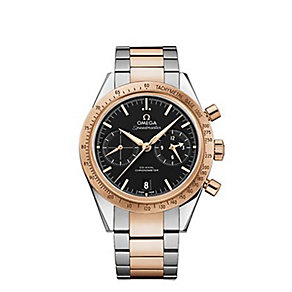 Omega Speedmaster men's stainless steel bracelet watch - Product number 1631101