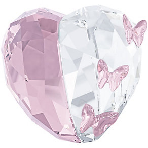 Swarovski Crystal Light Amethyst Small Love Heart - Product number 1635859