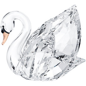 Swarovski Crystal Medium Swan - Product number 1635913